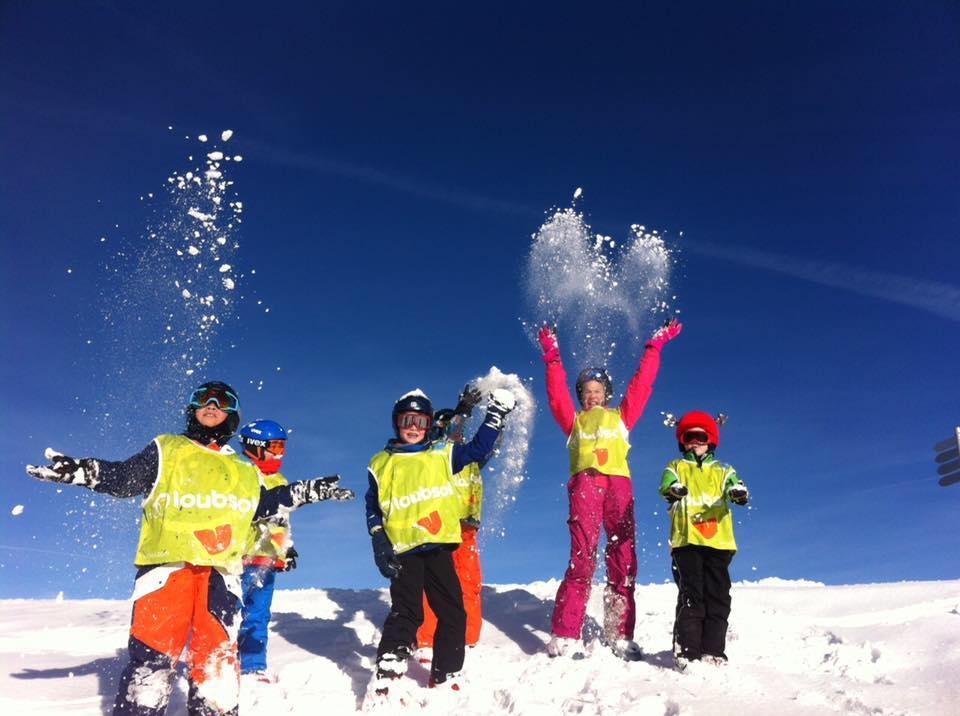 Kids Ski Lessons (4-13 years) - High Season - Afternoon