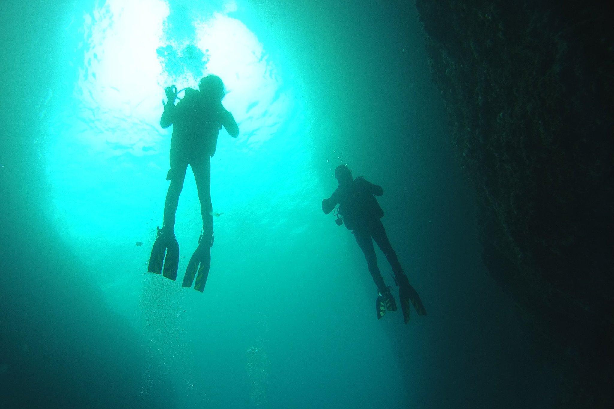 Scuba Diving Course - PADI Rescue Diver