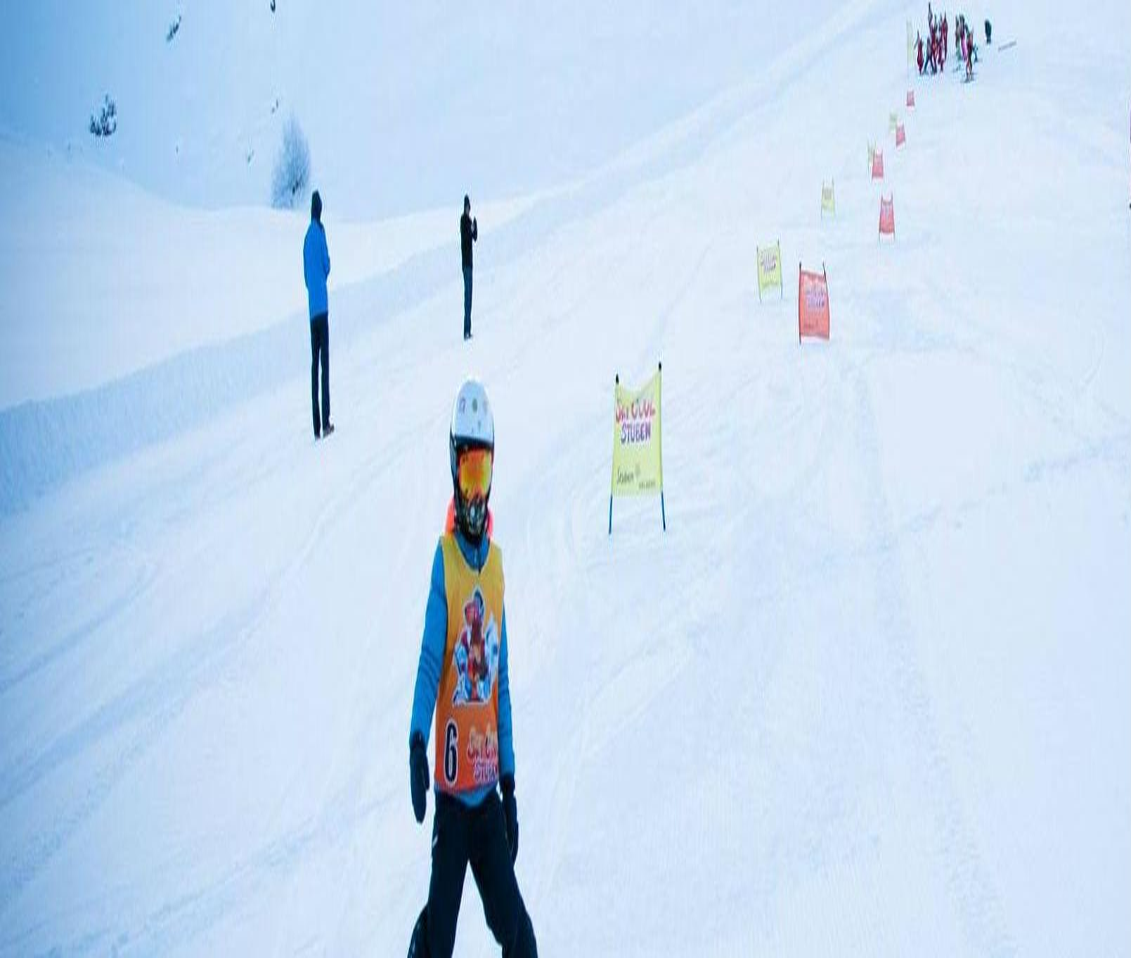 Ski Instructor Private for Kids in Stuben - All Ages