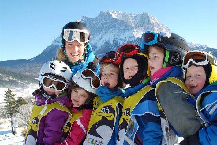 Skilessen voor kinderen (4-17 jaar) - Beginners