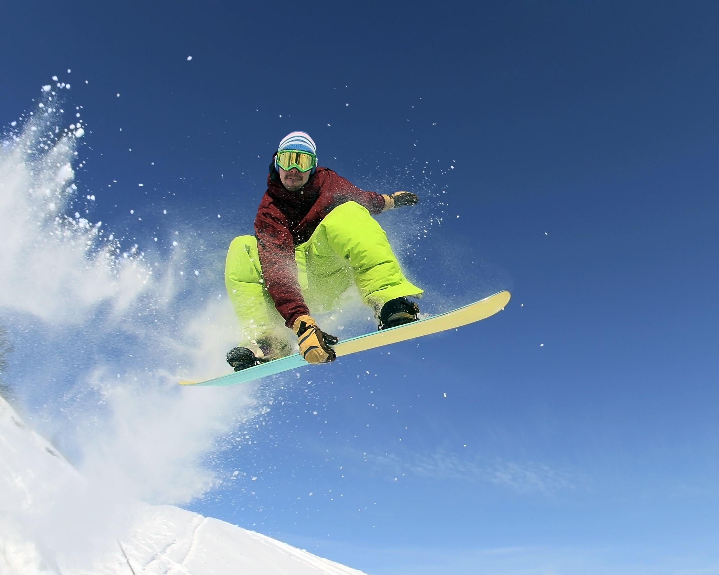 Privater Snowboardkurs für Kinder & Erwachsene - Alle Levels