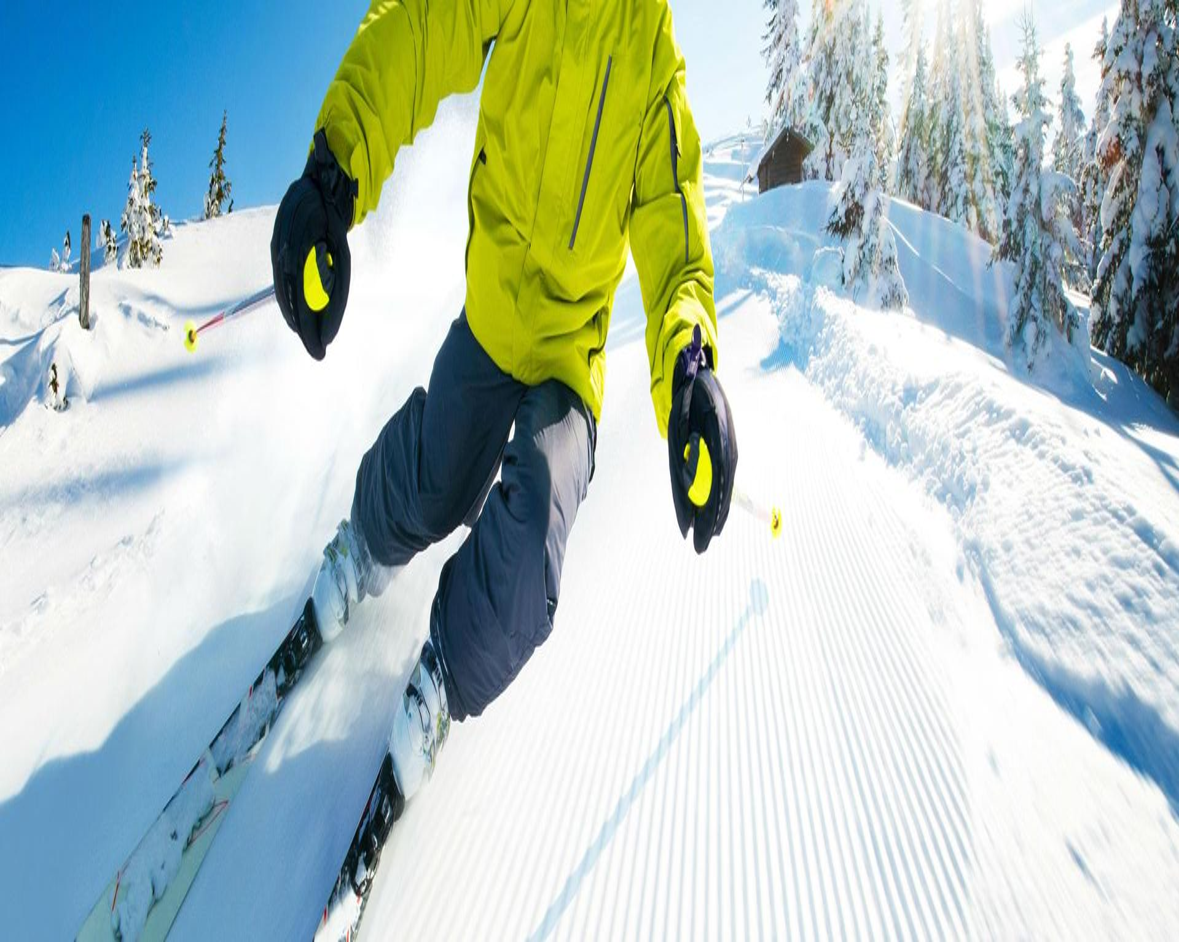 """Ski Lessons """"Rider's Club"""" (12-15 years) - Advanced"""