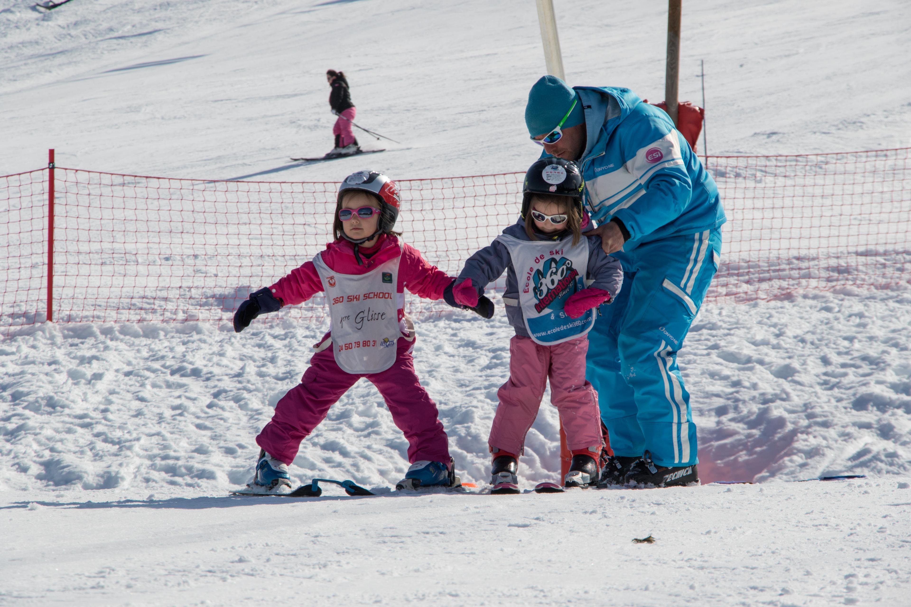 Ski Lessons for Kids (4-8 years) - Low Season