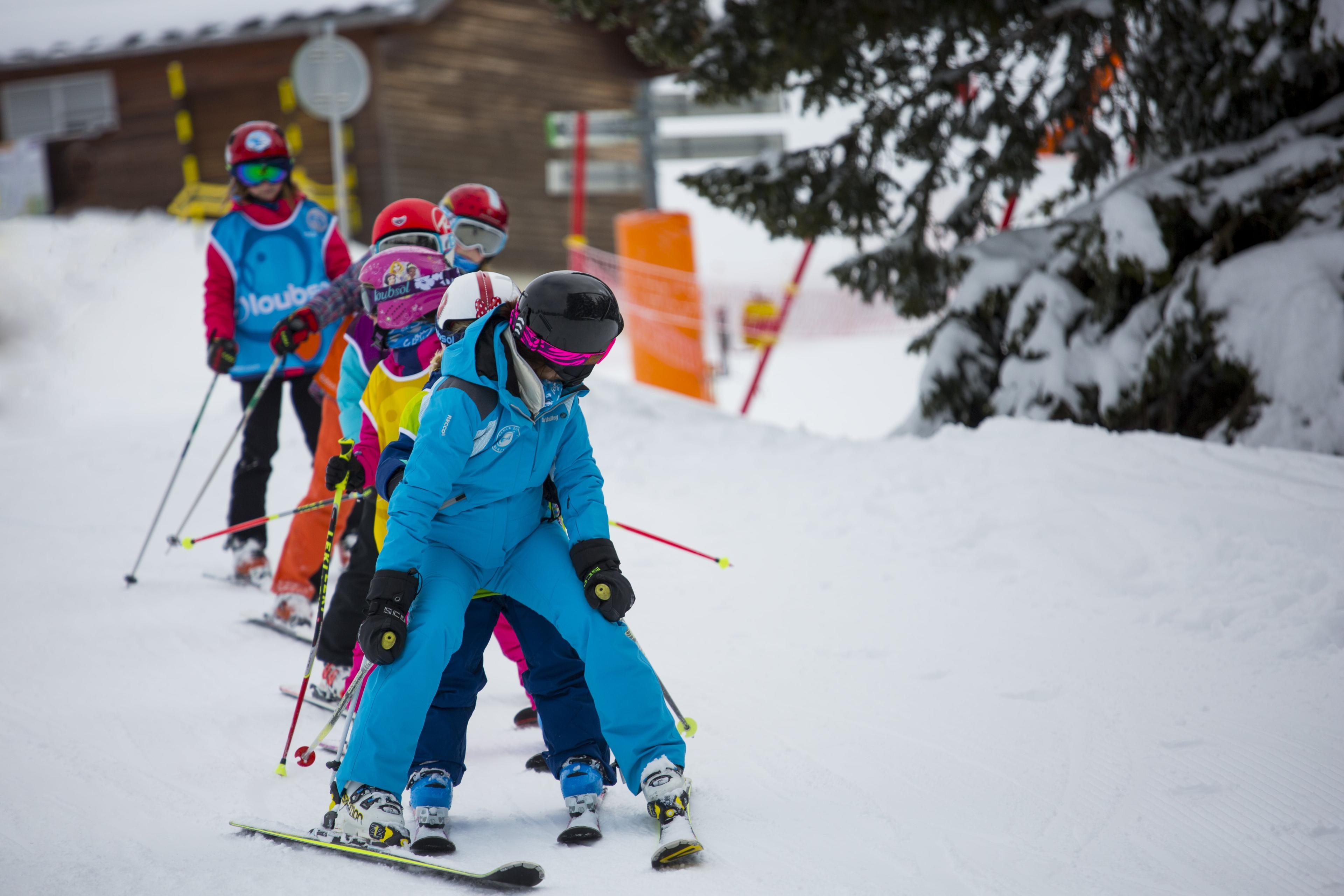 Ski Lessons for Kids (4-13 years) - Low Season