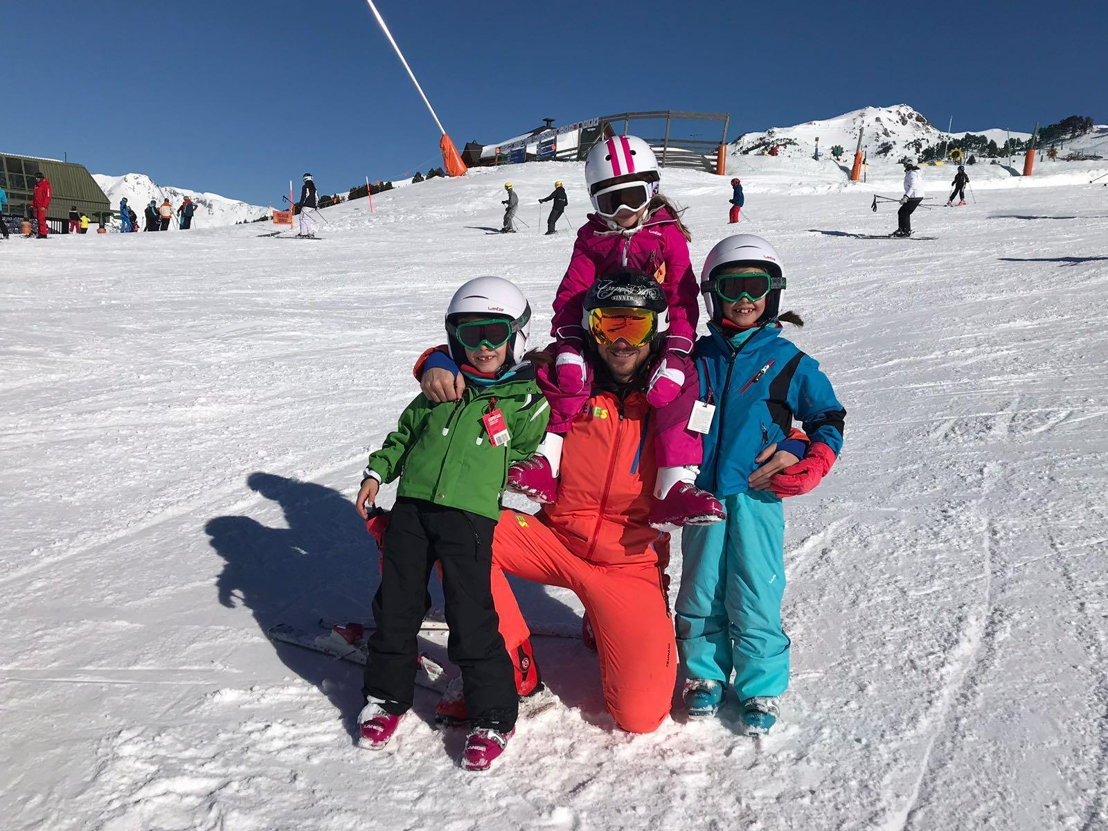 Ski Lessons for Kids (4-13 years) - All Levels by Pekes Ski Baqueira 5a1b1b90b