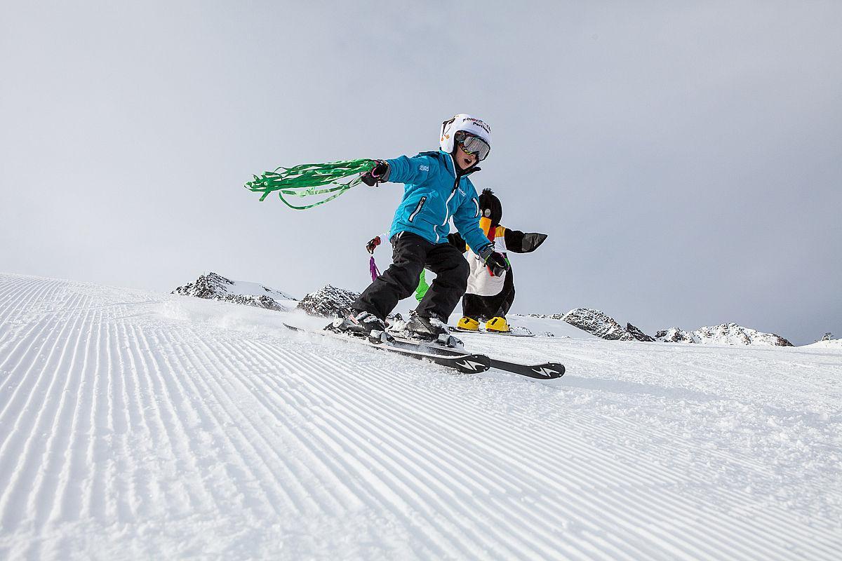 Privélessen skiën - Alle leeftijden