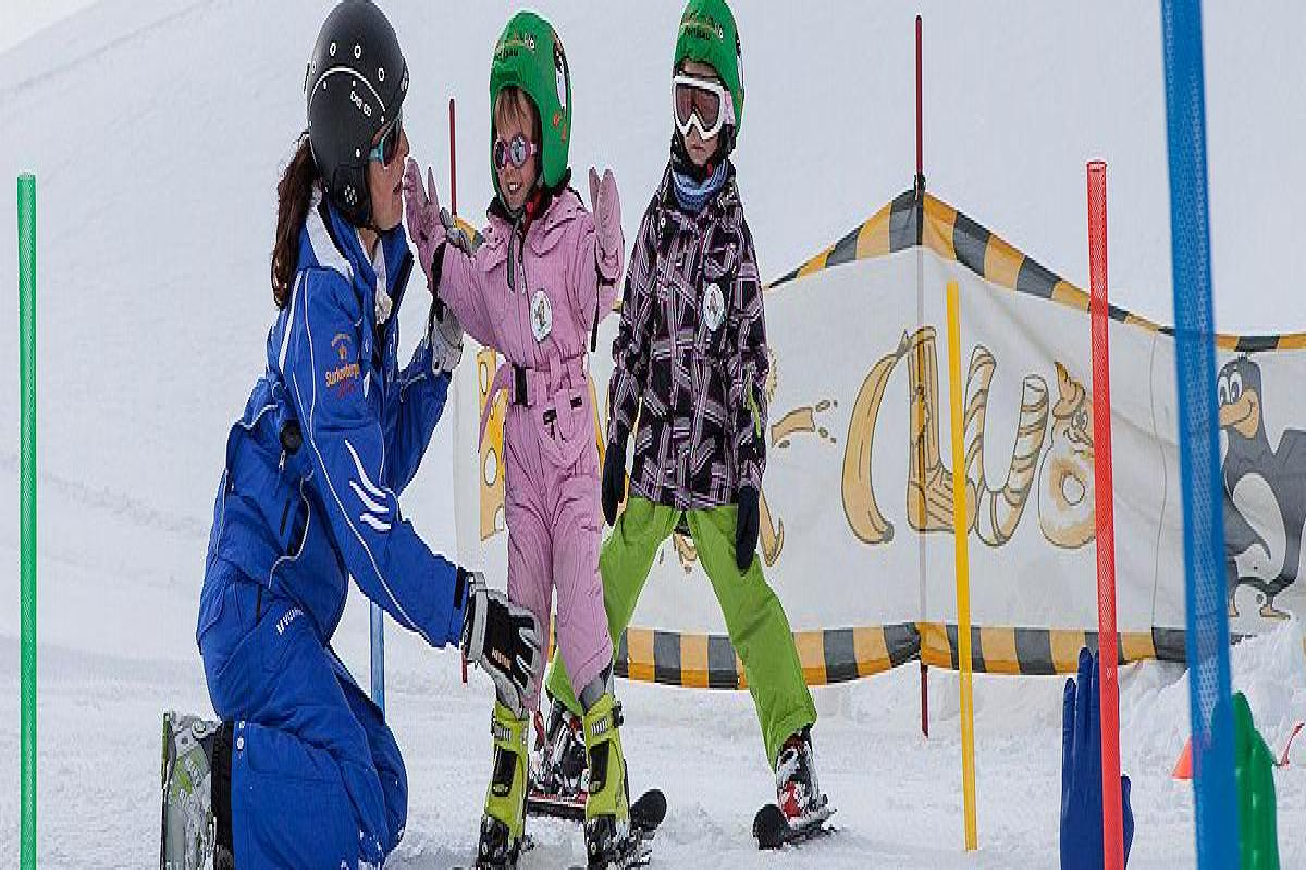 "Skilessen ""Bambini"" (3 jaar) - Beginners"