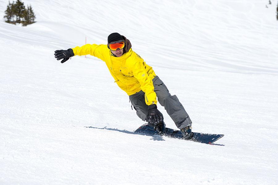 Snowboard Instructor Private - Advanced