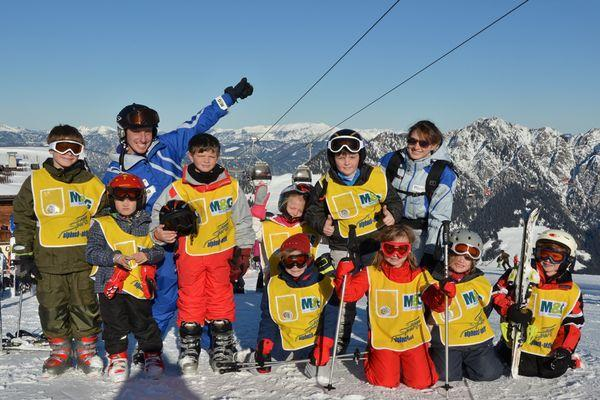 Ski Lessons for Kids (5-12 years) - Advanced by Snowsports Alpbach Aktiv