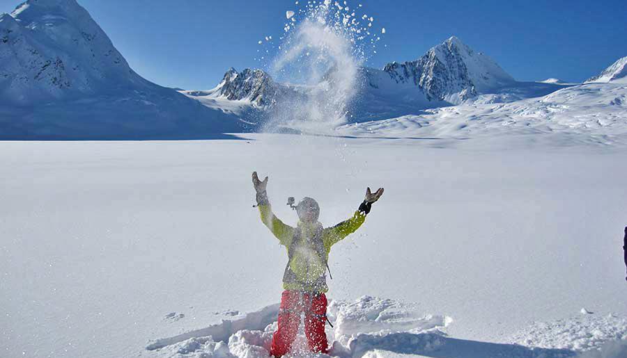 Ski Privatlehrer für Erwachsene - Mentales Basistraining