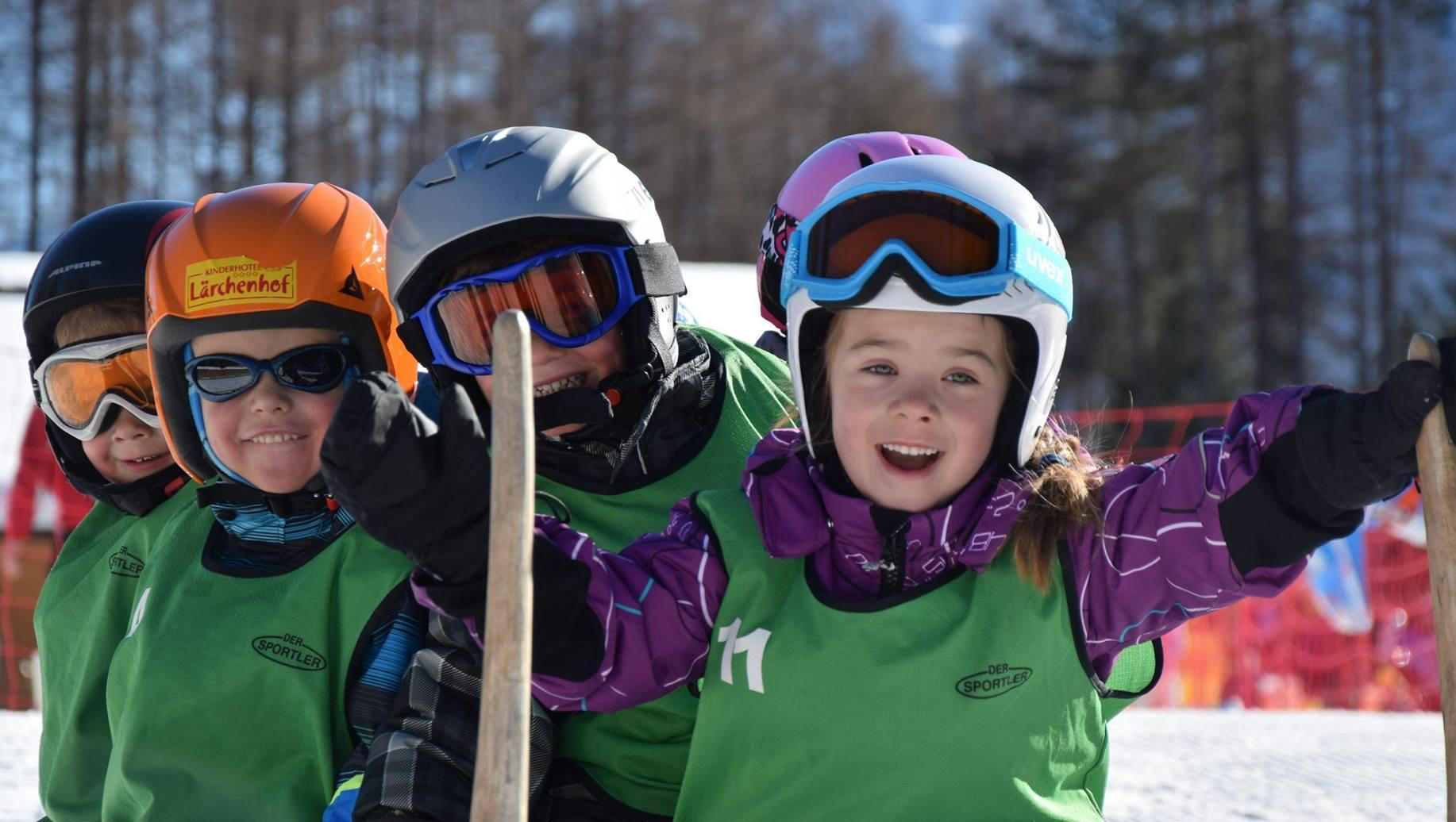 Skikurs für Kinder (3-15 Jahre) - Alle Levels