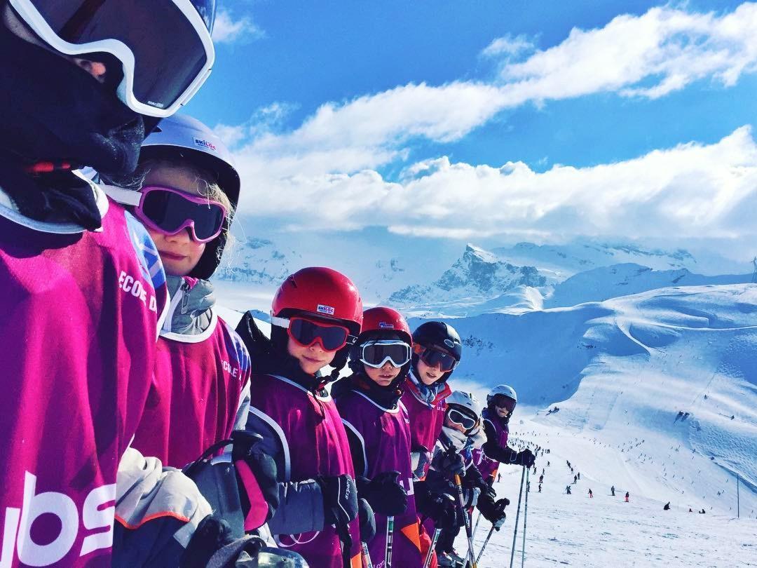 Kids Ski Lessons (4-13 years) - High Season - Morning