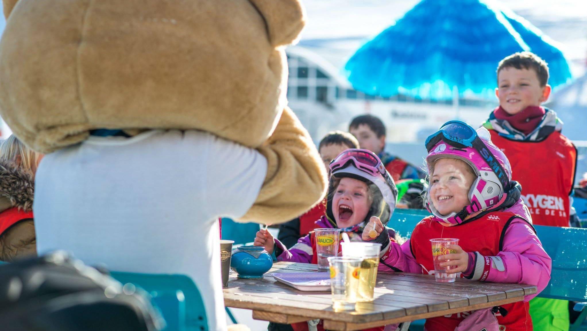 Kids Ski Lessons (3-13 y.) - February Holiday - Beginner