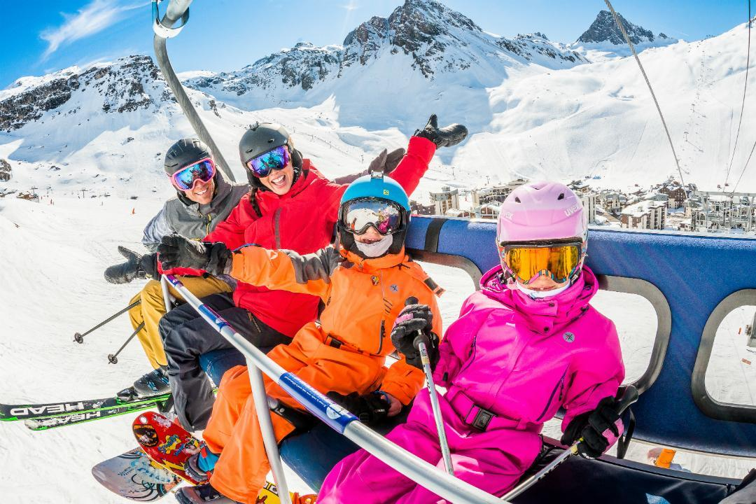 Ski schools and ski lessons in Tignes (c) OT Tignes