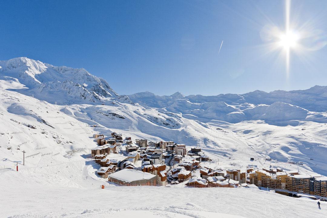 Skischulen und Skilehrer in Val Thorens (c) OT Val Thorens