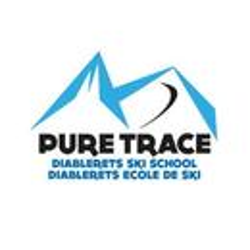 Logo Diablerets Pure Trace