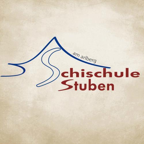Logo Ski School Stuben