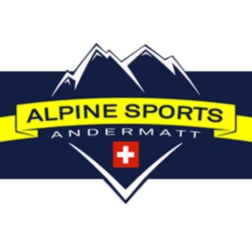 Logo Alpine Sports Andermatt