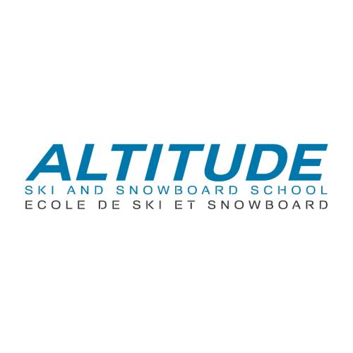 Logo Altitude Ski School