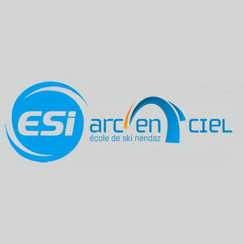 Logo ESI Arc en Ciel Nendaz-Siviez
