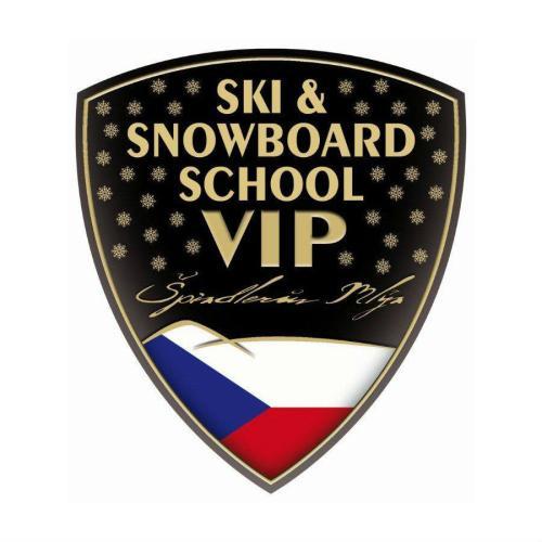 Logo Ski School VIP