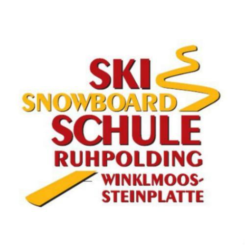 Logo Ski- und Snowboardschule Ruhpolding