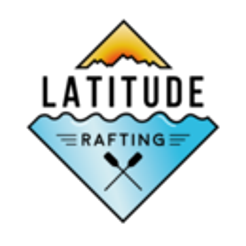 Logo Latitude Rafting
