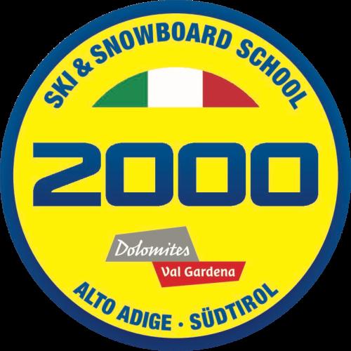 Logo Ski & Snowboardschule 2000