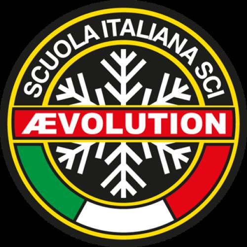 Logo Scuola di Sci AEvolution Folgarida