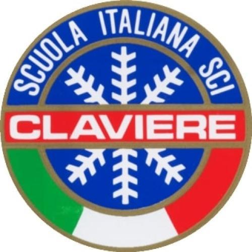 Logo Scuola di Sci Claviere