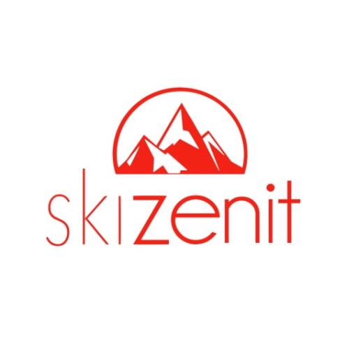 Logo Skischule Ski Zenit