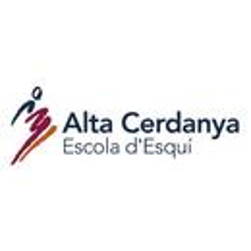 Logo Escola d´esquí Alta Cerdanya