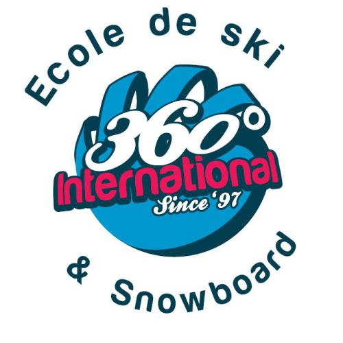 Logo Ski School 360 Avoriaz