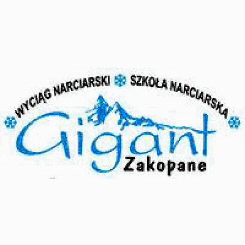Logo Szkoła Narciarska Gigant Zakopane