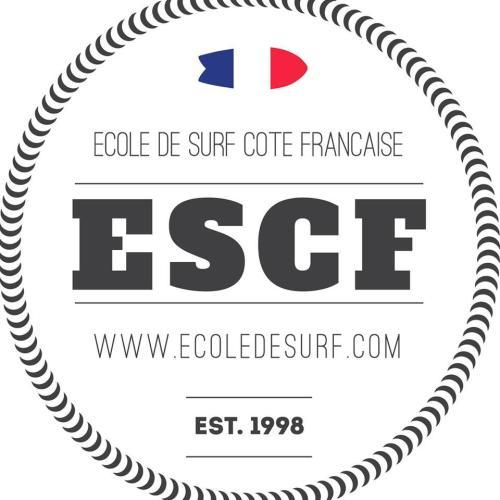 Logo ESCF Anglet - Seignosse