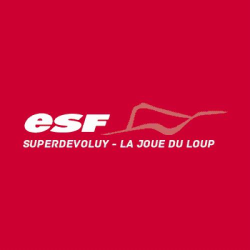 Logo ESF du Dévoluy