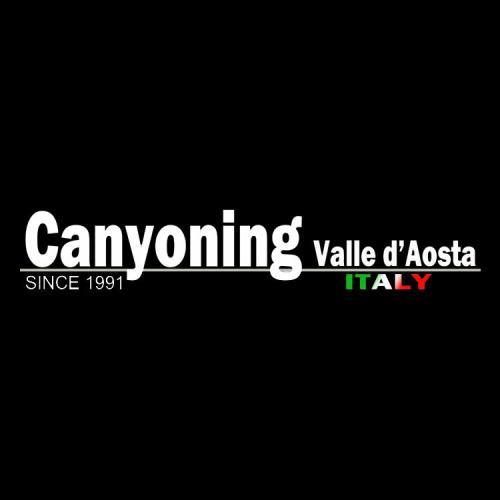 Logo Canyoning Valle d'Aosta