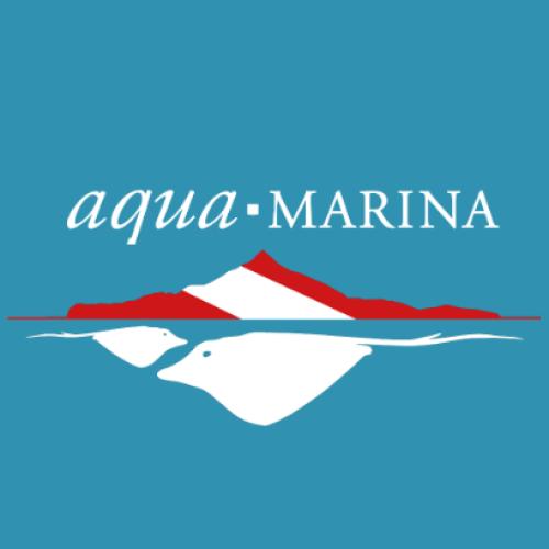 Logo Aqua-Marina Diving Tenerife