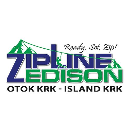 Logo Edison Zipline Krk