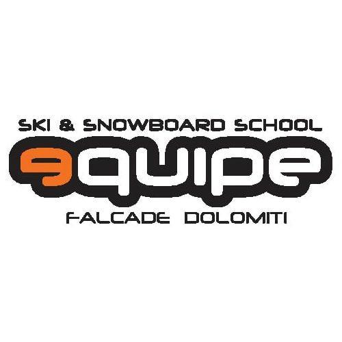 Logo Scuola di Sci Equipe Falcade