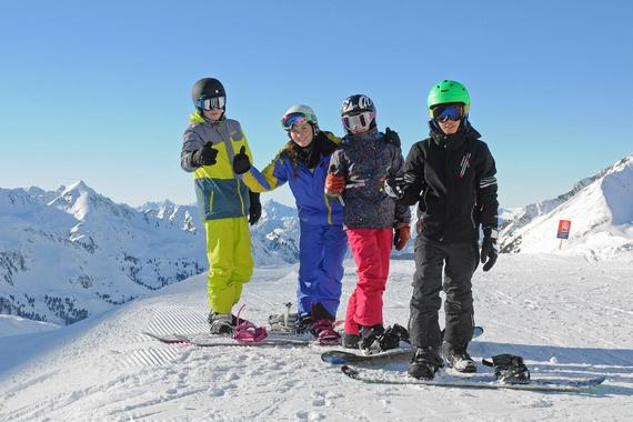 Snowboarding Lessons for Advanced Snowboarders