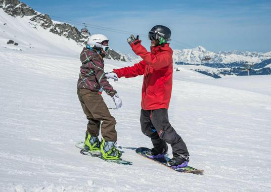 Snowboard Lessons ?Fun Package? for Adults - Beginners