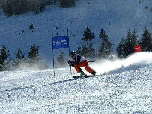 Race Ski Instructor Private for all Ages