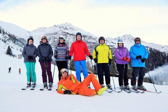Adult Ski Lessons for Advanced Skiers - Full Day
