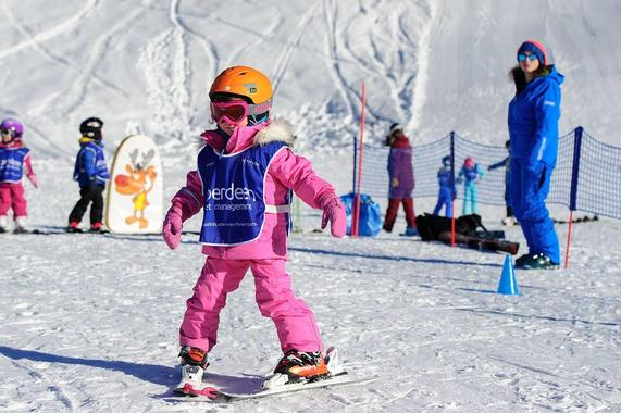 Private Ski Lessons for Kids of All Ages in Verbier