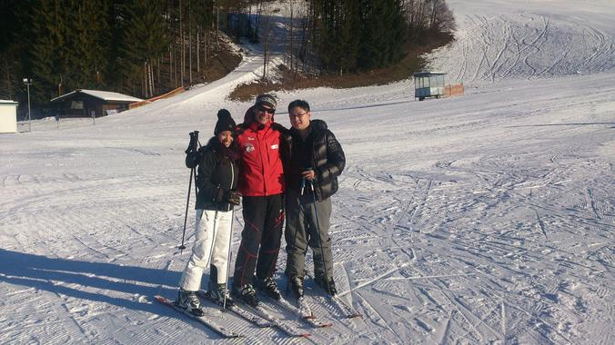 Private Ski Lessons for Adults for Advanced Skiers