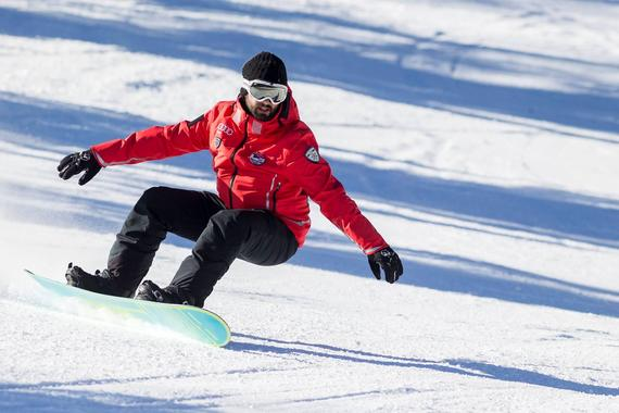 Snowboard Lessons for Kids & Adults - Alle Levels