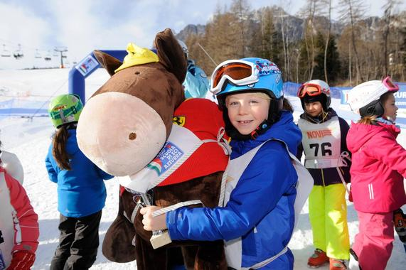 Ski Lessons for Kids (3-10 years) - First Timer