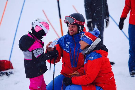 Ski Lessons for Kids (3,5-6 years) - All Levels