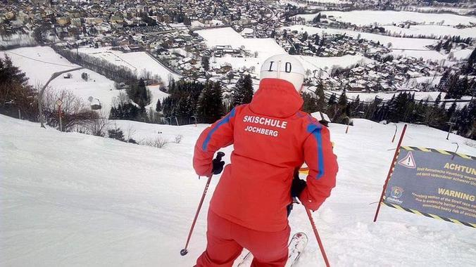 Private Ski Lessons for Adults in Kitzbühel